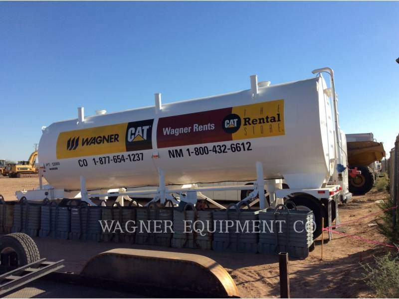 MEGA WAGON CITERNE A EAU 12,000 TWR equipment  photo 3
