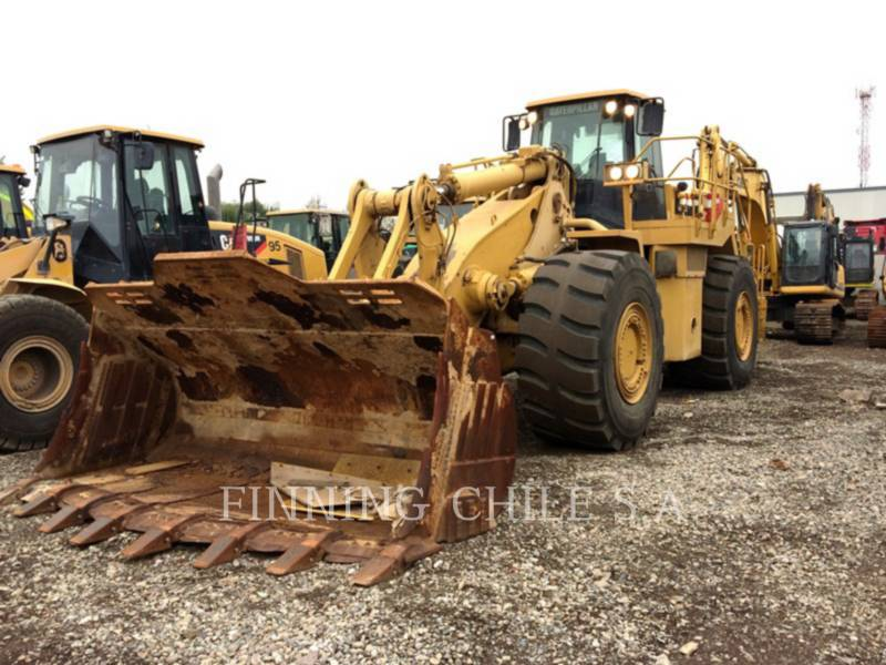 CATERPILLAR BERGBAU-RADLADER 988H equipment  photo 1