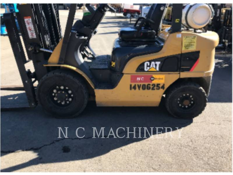 CATERPILLAR FORKLIFTS P5000-GLE equipment  photo 7