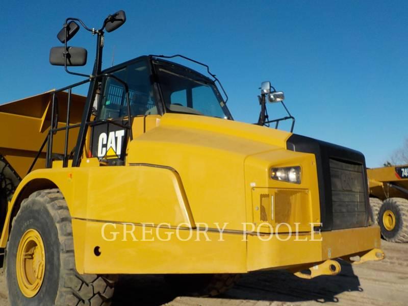 CATERPILLAR CAMIONES ARTICULADOS 745C equipment  photo 4