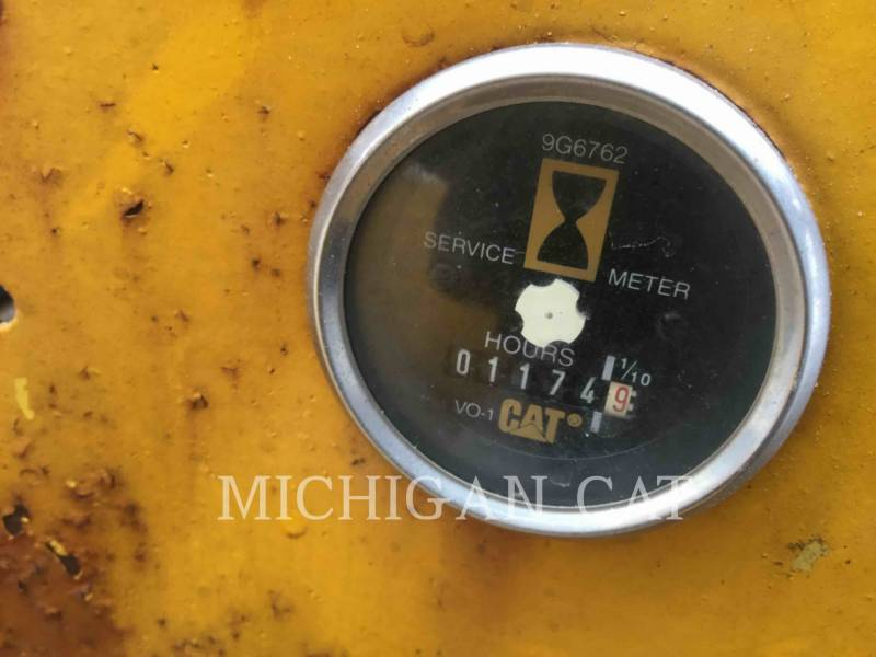 MICHIGAN CHARGEURS SUR PNEUS/CHARGEURS INDUSTRIELS 175B-C equipment  photo 8