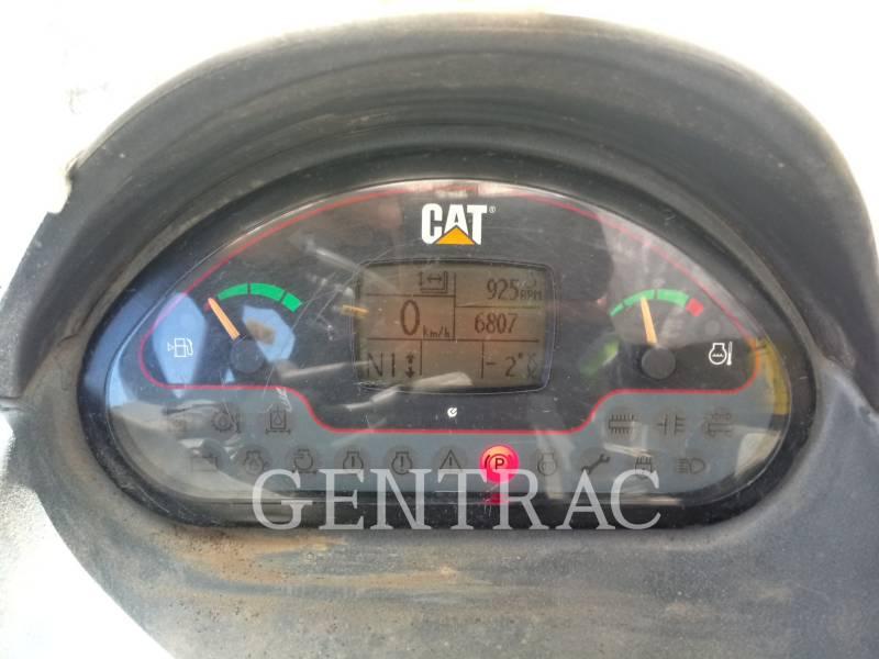 CATERPILLAR TELEHANDLER TH406 equipment  photo 1