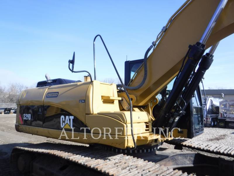 CATERPILLAR トラック油圧ショベル 329DL TH equipment  photo 3