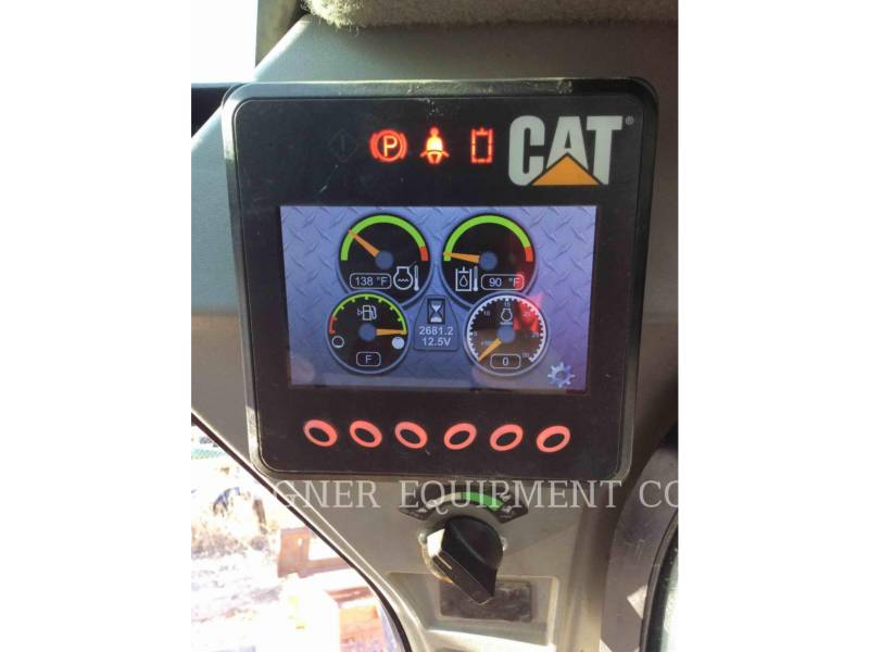 CATERPILLAR MINICARGADORAS 259D equipment  photo 9