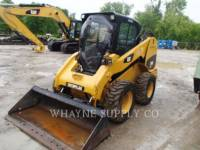 CATERPILLAR CHARGEURS COMPACTS RIGIDES 246C XPS equipment  photo 1