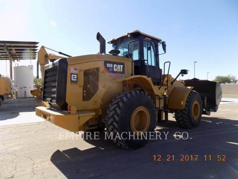 CATERPILLAR ホイール・ローダ/インテグレーテッド・ツールキャリヤ 950GC FC equipment  photo 2
