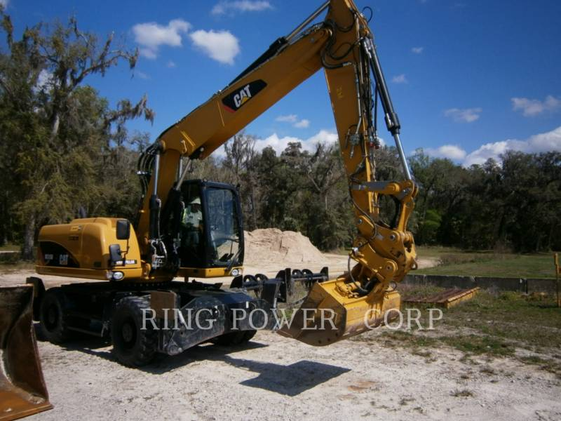 CATERPILLAR EXCAVADORAS DE CADENAS M315D equipment  photo 2