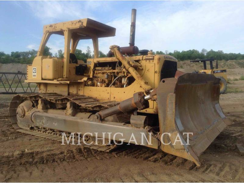 CATERPILLAR TRACTORES DE CADENAS D8K equipment  photo 1