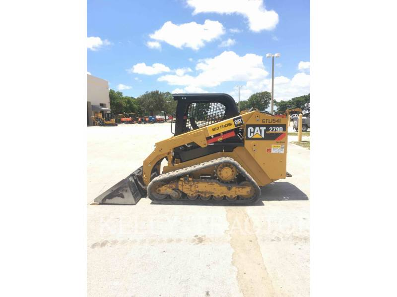 CATERPILLAR CARREGADEIRAS TODO TERRENO 279D equipment  photo 2