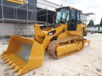 CATERPILLAR PALE CINGOLATE 963D equipment  photo 2