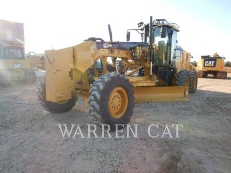 CATERPILLAR MOTOR GRADERS 12M2 ARO equipment  photo 1