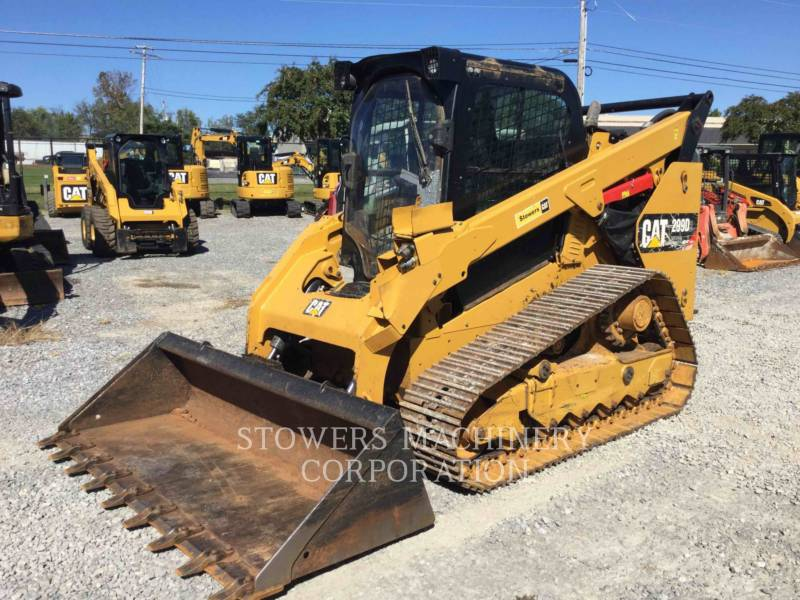 CATERPILLAR 多様地形対応ローダ 299D2XHP equipment  photo 1