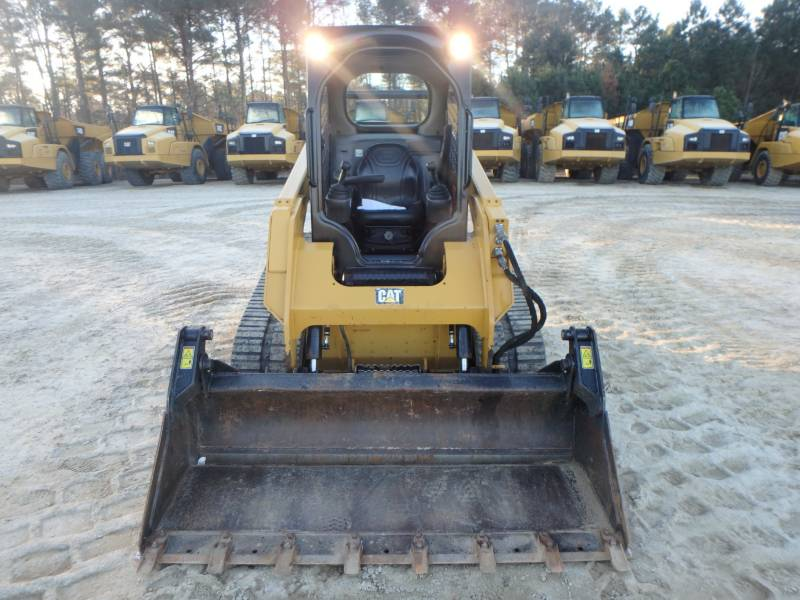 CATERPILLAR CHARGEURS TOUT TERRAIN 259D equipment  photo 6