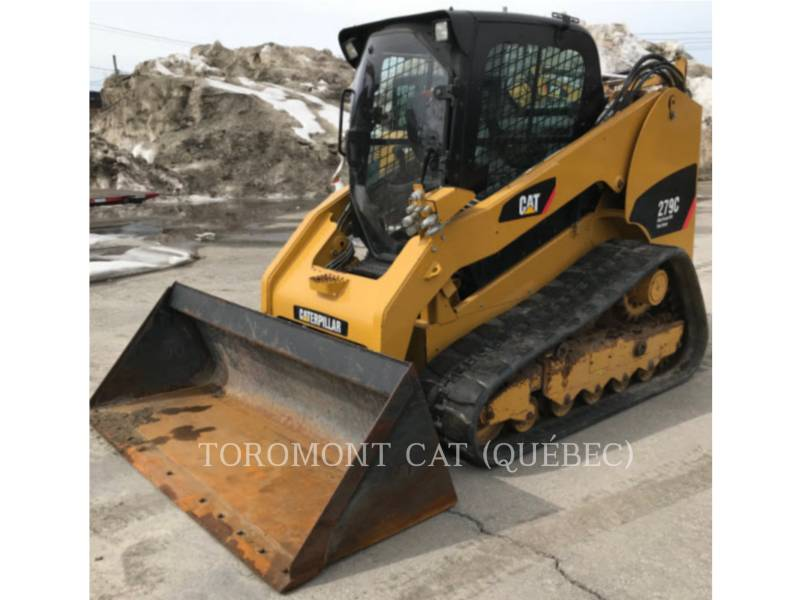 CATERPILLAR CHARGEURS SUR CHAINES 279C equipment  photo 1