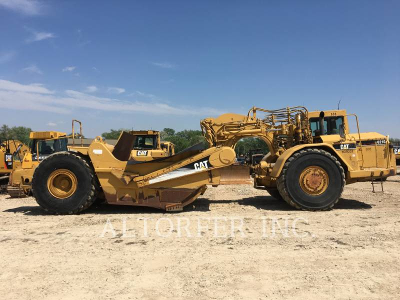 CATERPILLAR DECAPEUSES AUTOMOTRICES 621G equipment  photo 5