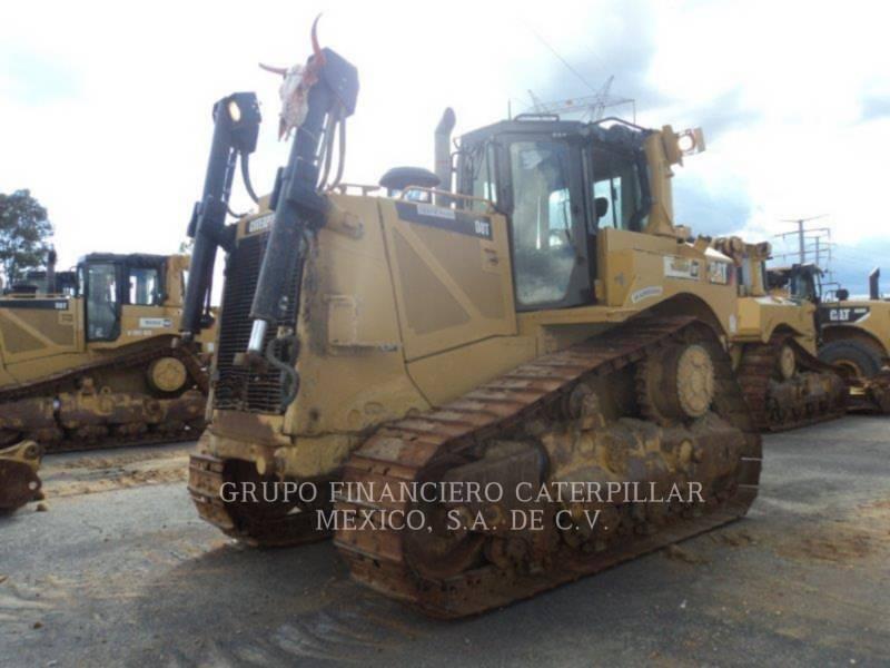 CATERPILLAR TRACTOREN OP RUPSBANDEN D8T equipment  photo 2