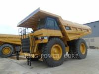 CATERPILLAR OFF HIGHWAY TRUCKS 777D equipment  photo 1