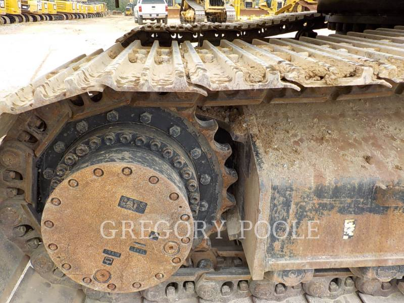 CATERPILLAR TRACK EXCAVATORS 336EL H equipment  photo 23