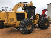 CATERPILLAR FORESTRY - FELLER BUNCHERS - WHEEL 563C equipment  photo 3