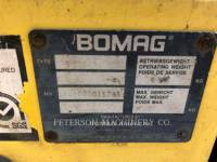 BOMAG VIBRATORY DOUBLE DRUM ASPHALT BW900-2 equipment  photo 7