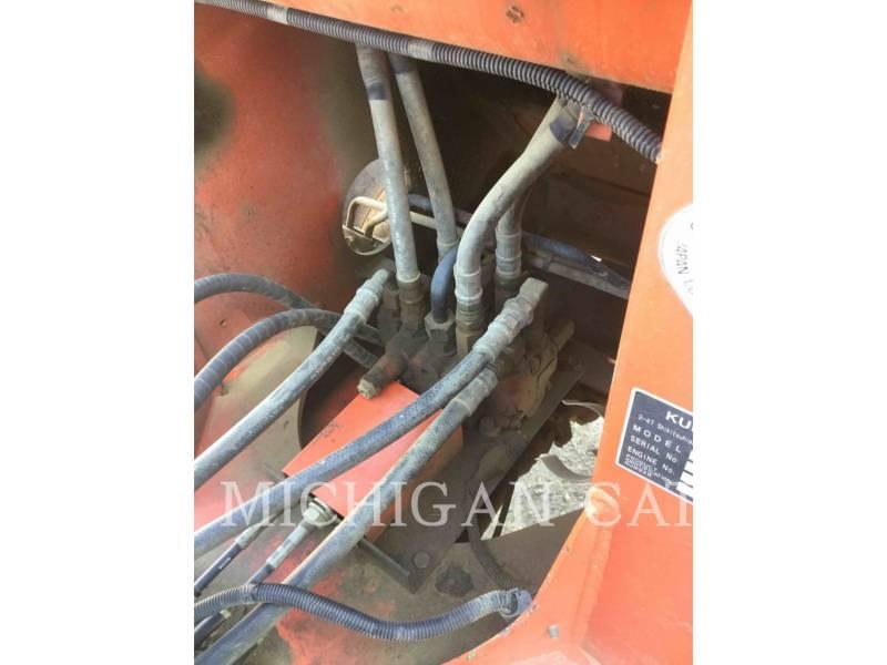 KUBOTA CORPORATION CARGADORES DE RUEDAS R520S equipment  photo 22