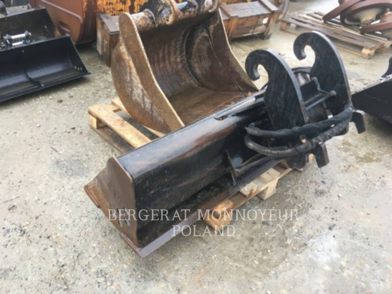 CATERPILLAR KETTEN-HYDRAULIKBAGGER 305DCR equipment  photo 16