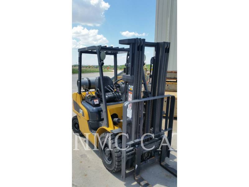 CATERPILLAR LIFT TRUCKS FORKLIFTS 2P50004_MC equipment  photo 1