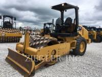 CATERPILLAR EINZELVIBRATIONSWALZE, BANDAGE CP44 equipment  photo 1