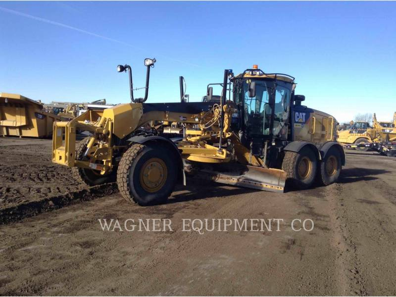 CATERPILLAR NIVELEUSES 140M2 AWD equipment  photo 1