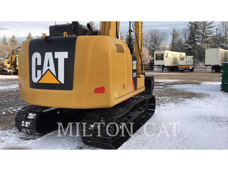 CATERPILLAR EXCAVADORAS DE CADENAS 313F L equipment  photo 4