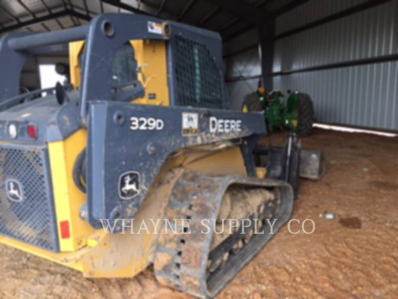 DEERE & CO. PALE CINGOLATE MULTI TERRAIN 329D equipment  photo 4