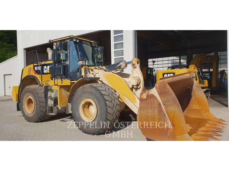 CATERPILLAR CARGADORES DE RUEDAS PARA MINERÍA 972K equipment  photo 5