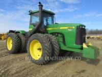 DEERE & CO. AG TRACTORS 9100 equipment  photo 3
