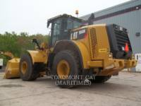 CATERPILLAR CHARGEURS SUR PNEUS MINES 966M equipment  photo 4