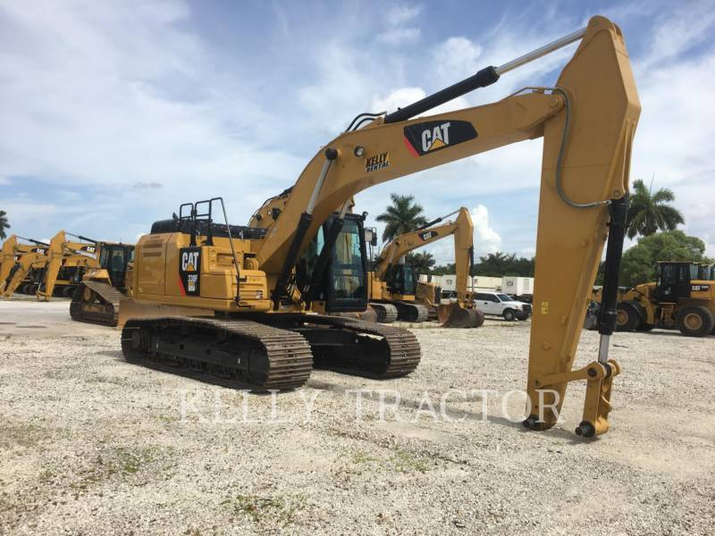 CATERPILLAR PELLES SUR CHAINES 330FL equipment  photo 7