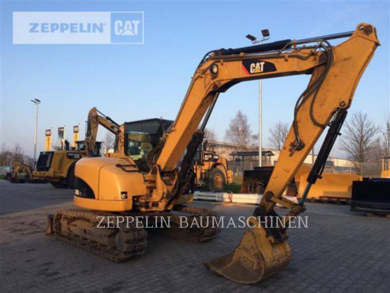 CATERPILLAR ESCAVADEIRAS 308DCR equipment  photo 2