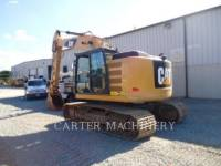 CATERPILLAR KETTEN-HYDRAULIKBAGGER 320ELRR CF equipment  photo 4