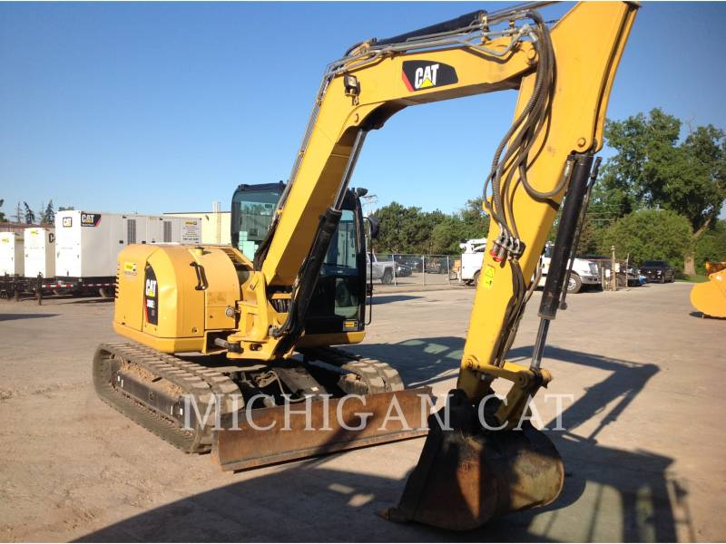 CATERPILLAR EXCAVADORAS DE CADENAS 308E2 R equipment  photo 2