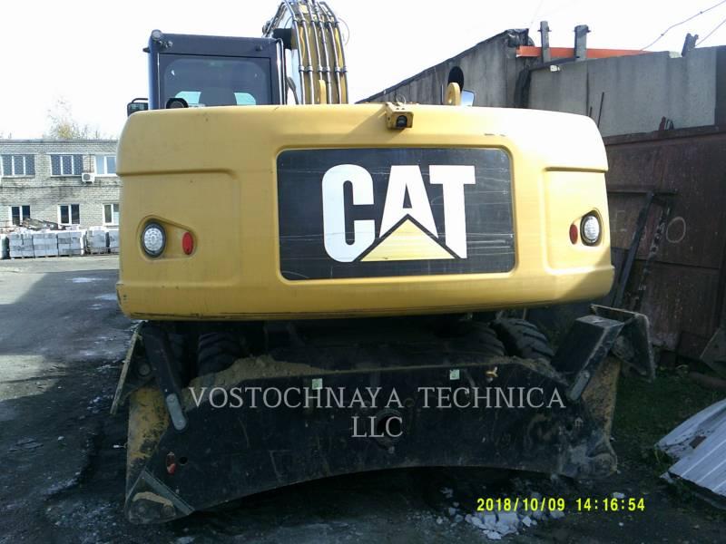 Caterpillar EXCAVATOARE PE ROŢI M318D equipment  photo 5