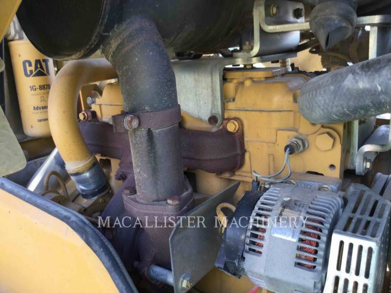 CATERPILLAR EINZELVIBRATIONSWALZE, GLATTBANDAGE 433-E equipment  photo 8