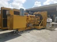 CATERPILLAR 固定式発電装置 3512B equipment  photo 1