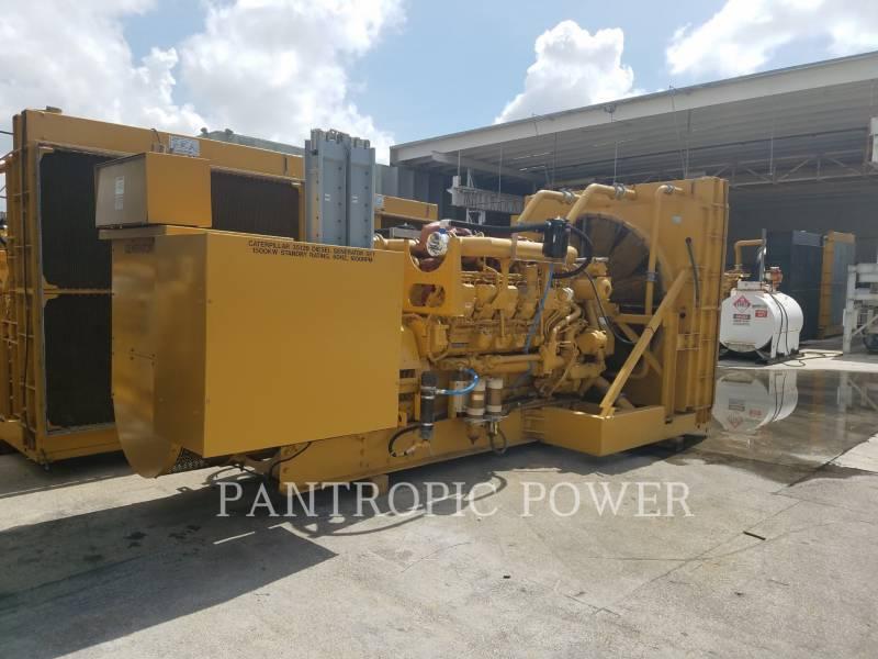 CATERPILLAR STATIONARY GENERATOR SETS 3512B equipment  photo 1