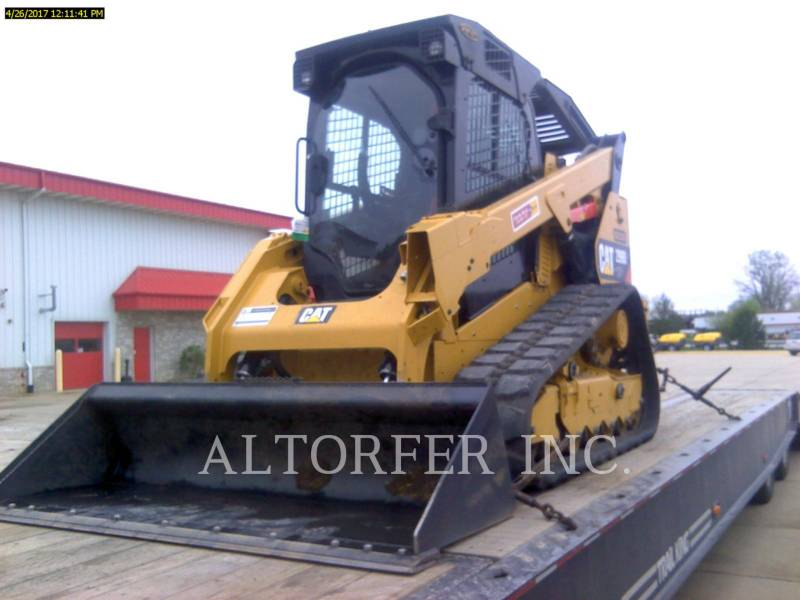 CATERPILLAR MINICARGADORAS 299D2 XHP equipment  photo 1