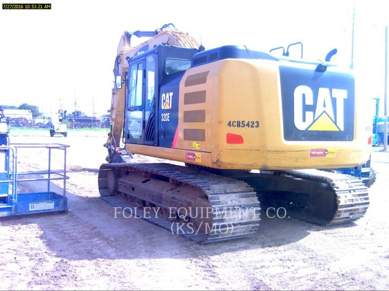 CATERPILLAR EXCAVADORAS DE CADENAS 320EL9 equipment  photo 4