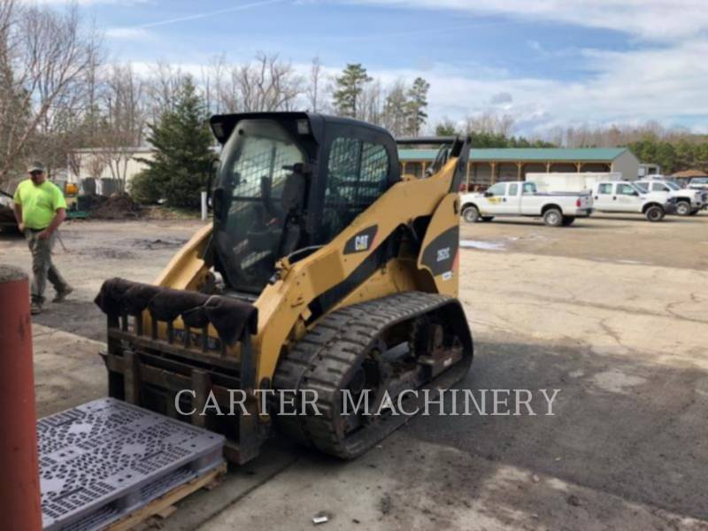 CATERPILLAR KOMPAKTLADER 262C ACV equipment  photo 3