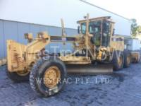 Equipment photo CATERPILLAR 12HNA NIVELEUSES 1