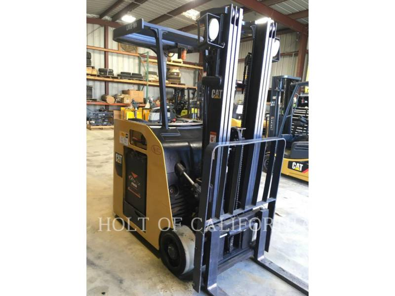 CATERPILLAR MITSUBISHI FORKLIFTS ES4000 equipment  photo 2