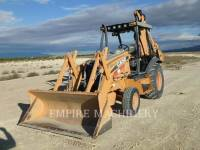 Equipment photo CASE 580N BACKHOE LOADERS 1