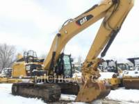 CATERPILLAR EXCAVADORAS DE CADENAS 336EL Q equipment  photo 2