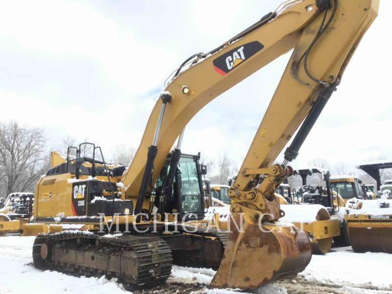 CATERPILLAR TRACK EXCAVATORS 336EL Q equipment  photo 2